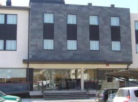 A picture of the hotel: Hotel Alfinden