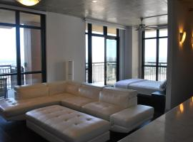 A picture of the hotel: Luxury Penthouse Style Loft in High Rise