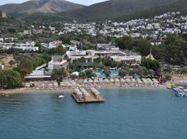 Izer Hotel Beach Club Torba Turkey