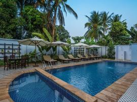 Hotel photo: Angkor Indradevi Boutique Hotel