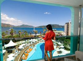 Casa De Maris Spa & Resort Hotel Marmaris Turkey