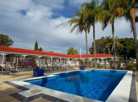 Hotel photo: Tuncurry Beach Motel