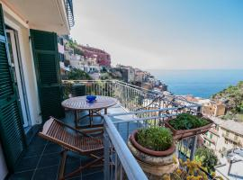 Luxury Seaview Apartments Manarola Manarola Italy