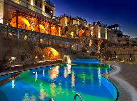 Hotel Photo: Cappadocia Cave Resort & Spa (CCR)
