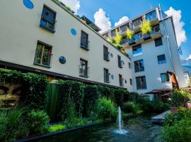 A picture of the hotel: Nala Individuellhotel