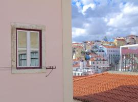 Hotel photo: Central Lisbon Flat with a View