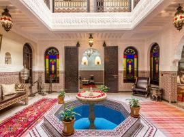 Hotel near Marrakesh