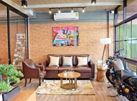 A picture of the hotel: Chiang Mai Hipster Hotel Mini