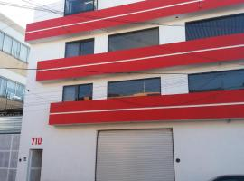A picture of the hotel: Hostal Avante