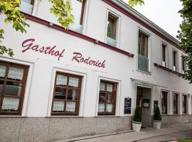 A picture of the hotel: Gasthof Roderich Hotel