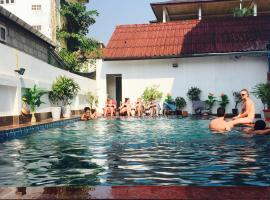 A picture of the hotel: Vang vieng centralpark hotel