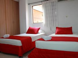 A picture of the hotel: Apartahotel Los Cerezos