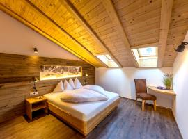 Dolomite Apartments Winklwiese San Candido Italy