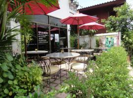 The Red Hibicus Guest House Chiang Mai Thailand