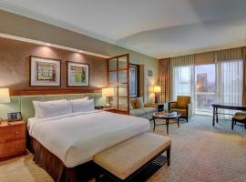 Hotel photo: Penthouse Suite at The Signature At MGM Grand