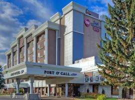 Best Western PLUS Port O'Call Hotel Calgary Canada