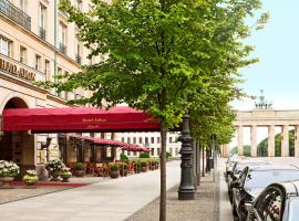 A picture of the hotel: Hotel Adlon Kempinski Berlin