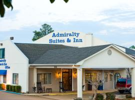 Admiralty Inn & Suites - Millington Millington USA