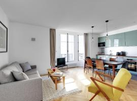Hotel photo: Pick a Flat - Residence Saint Michel / Sommerard