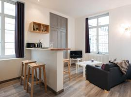 Hotel photo: Luckey Homes - Rue Robert Cluzan