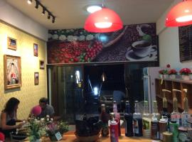 A picture of the hotel: Amaretto Hostel & Amaretto De coffee Home