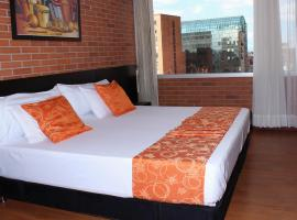 Hotel Photo: Hotel Bogota Astral