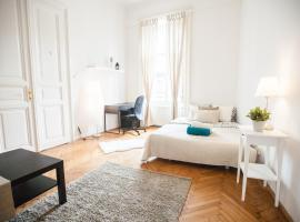 A picture of the hotel: Spacious apartment in the Downtown of Budapest