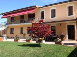 A picture of the hotel: B&B Acero Rosso