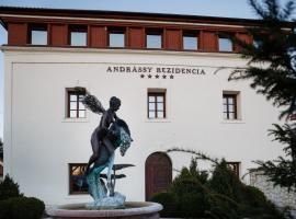 Hotel Photo: Andrássy Rezidencia Wine & Spa
