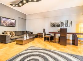 Готель фото: Kallithea Three-Bedroom Apartment