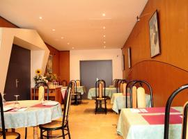 A picture of the hotel: Hôtel Restaurant Pourcheresse