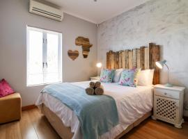 Modern Shabby Chic Apartment Durbanville South Africa