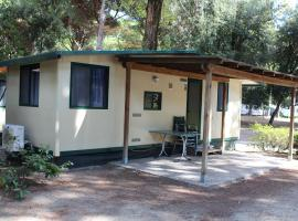 Holiday home Camping Mare E Pineta 3 Lido di Spina Italy