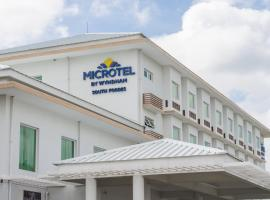 Microtel by Wyndham South Forbes Santa Rosa Philippines