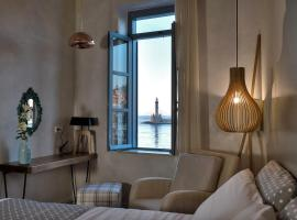 Elia Zampeliou Boutique Hotel Chania Town Greece