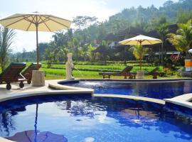 Great Mountain Views Villa Resort Sidemen Indonesia