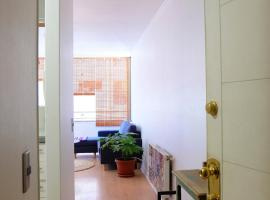 Hotel photo: Depto. en Barrio Bellas Artes