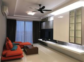 Hotel Photo: Service Apartment Kuching, 2 Rooms