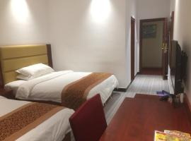 A picture of the hotel: Changle Guanhaixingji Inn