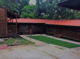 A picture of the hotel: Cabañas Colindas