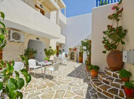 Margo Studios Naxos Chora Greece