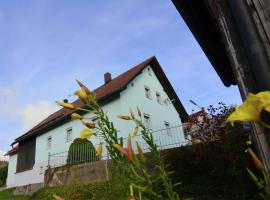 Hotel Photo: Holiday home Am Hochfels 1