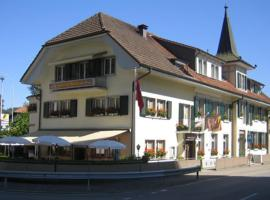 Hotel Photo: Hotel Restaurant Moléson