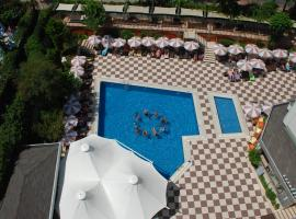 Grand Okan Hotel Alanya Turkey