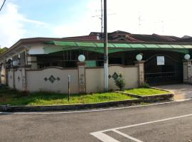Hotel Photo: Homestay Bandar Putra Corner lot KULAI