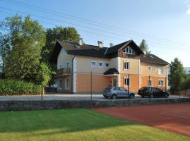 Apartment Alter Kindergarten 2 Bad Mitterndorf Ausztria