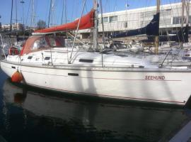 Hotel Photo: Boat at Lisbon - Seehund