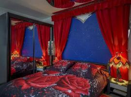 Hotel Photo: Lovely Romantic Flat in Town