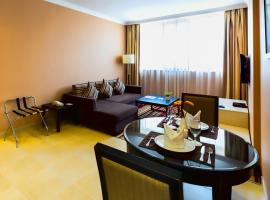 Executive Suites by Mourouj Gloria, Superior Hotel Apartments Абу Даби Обединени арабски емирства