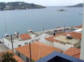 Pension Meteora Skiathos Town Greece